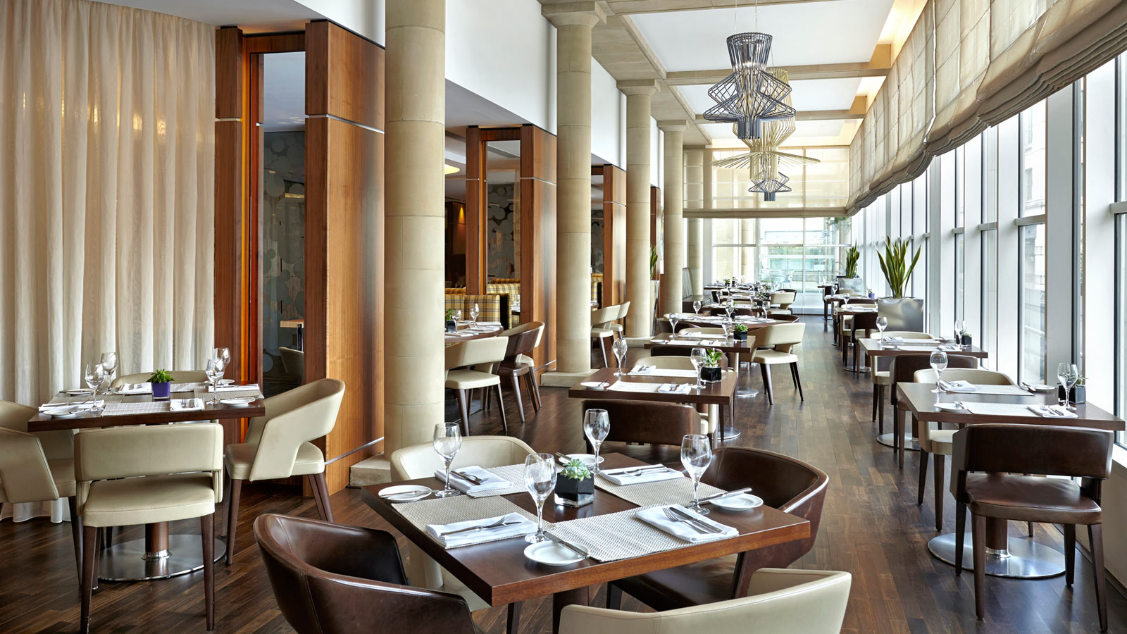 One Square | Edinburgh Restaurant & Bar | Sheraton Edinburgh Hotel