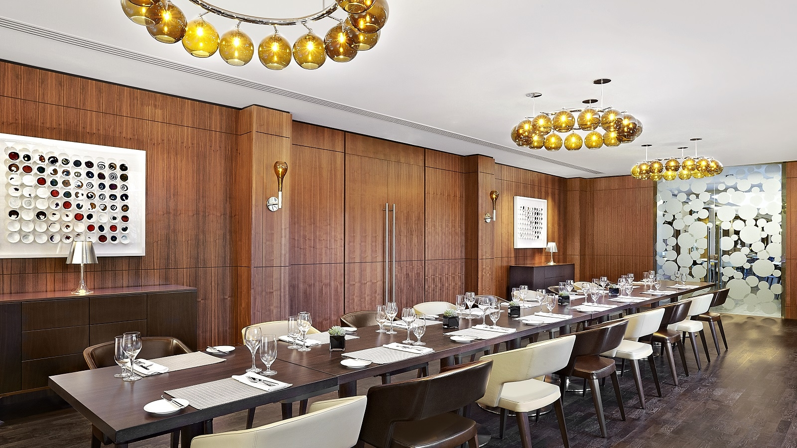 One square edinburgh private dining room for Best private dining rooms uk