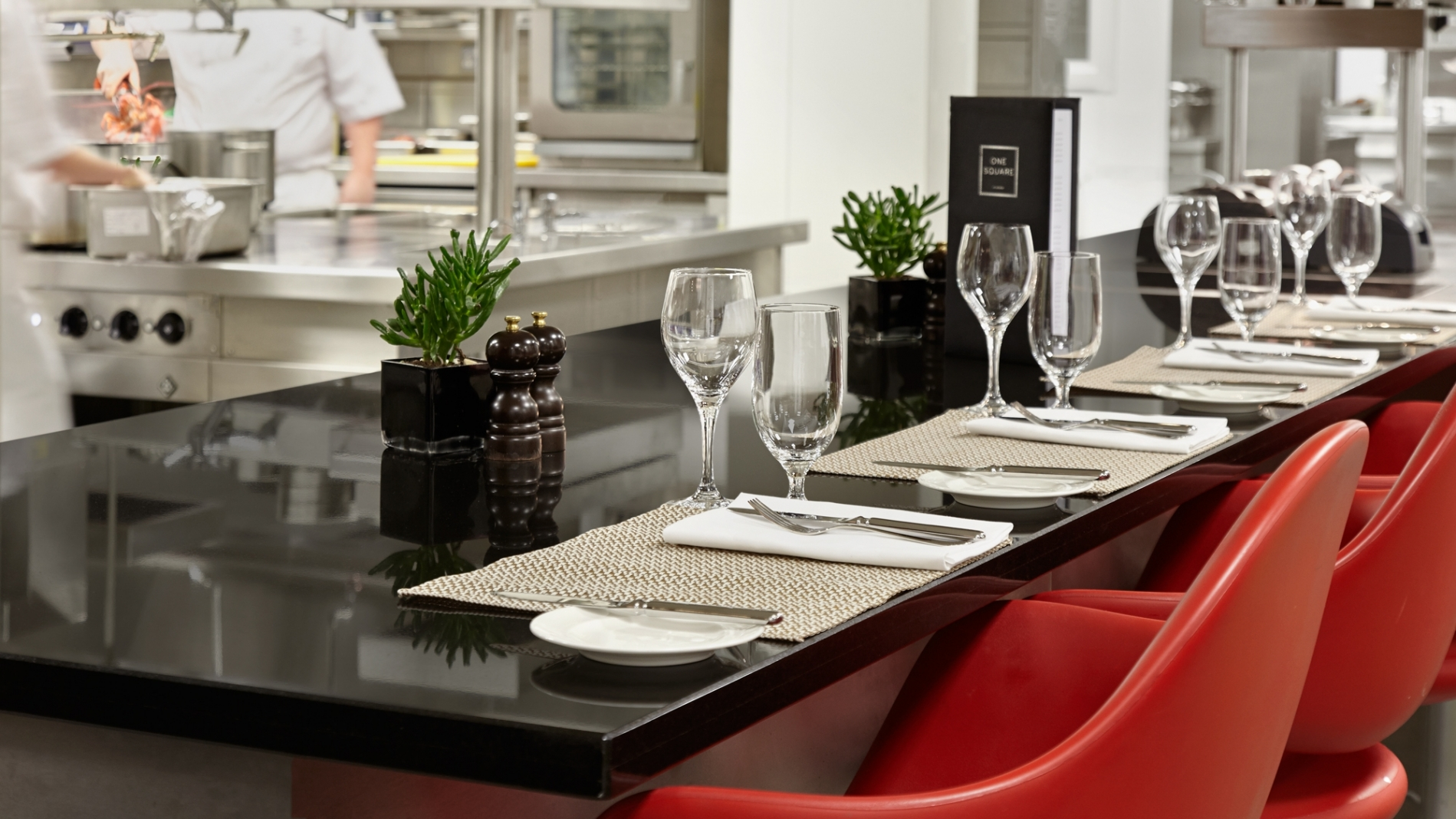 Square Edinburgh | Private Dining Room